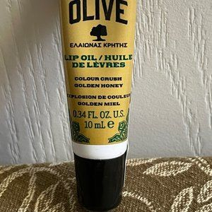 KORRES Greek Olive LIP OIL Golden Honey